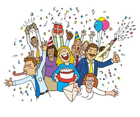 cartoon-office-celebration-15570488